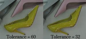 Magic Wand tolerance control