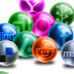 56 Social icon – download