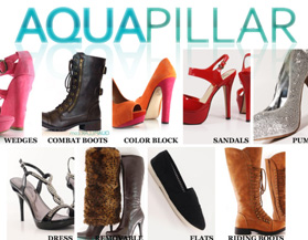 AquaPillar.com Afordable fashion for women of all age